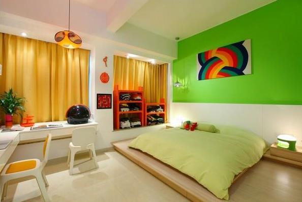 Радужная спальня