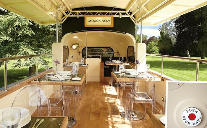 Автобус-ресторан