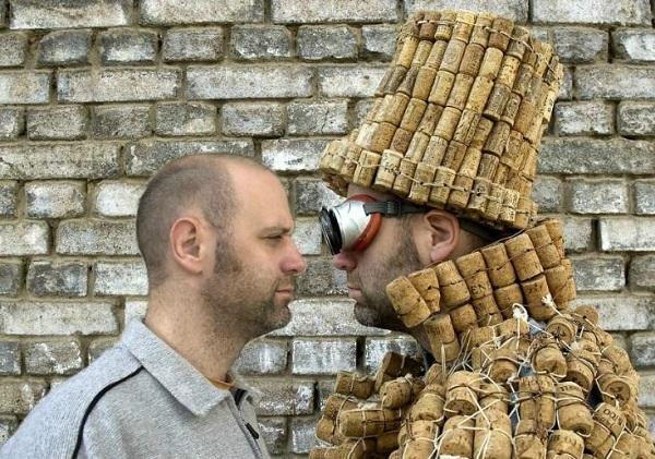 Оригинальный костюм для маскарада