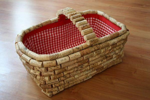 Надёжная и красивая корзина для пикника