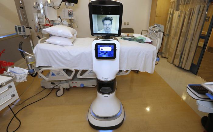 Роботы-доктора
