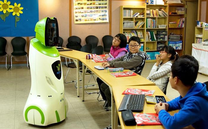 Роботы-учителя