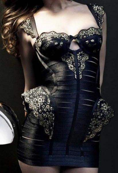Платье Aubretia Girdle Dress