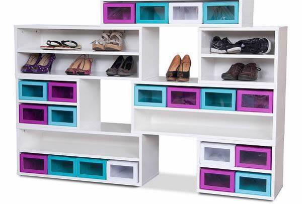 Коробки для обуви и домашней мелочи