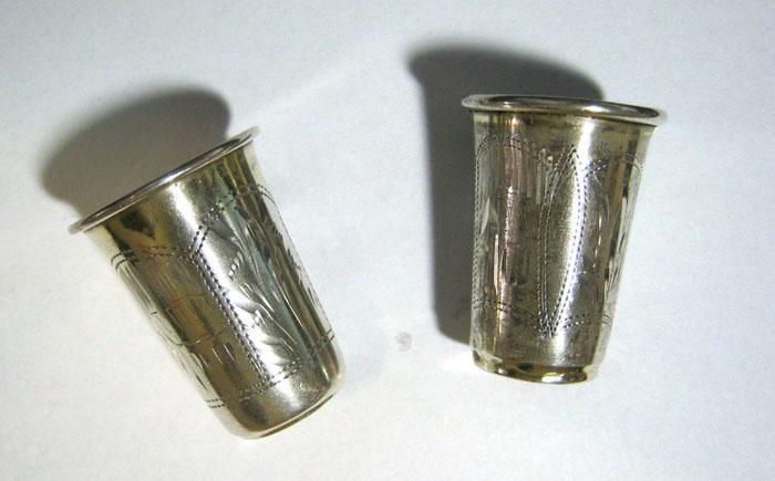 Серебро чистится очень просто