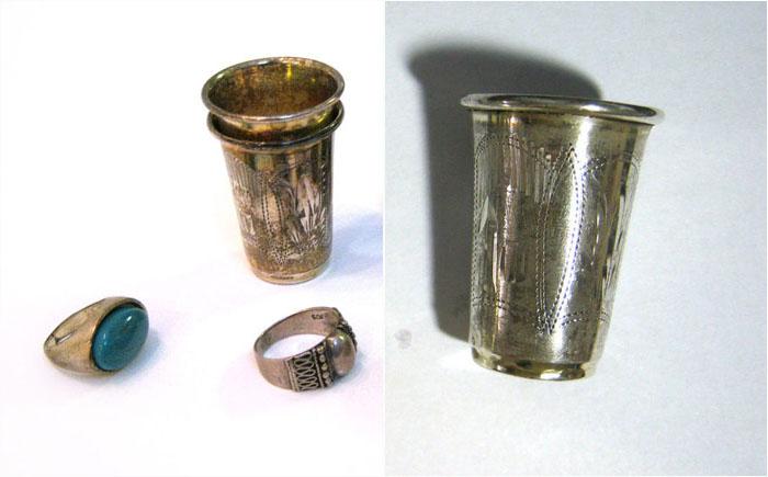 Невероятно простой и эффективный способ чистки серебряных украшений