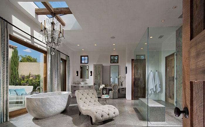 Интерьер ванной от Urban Arena