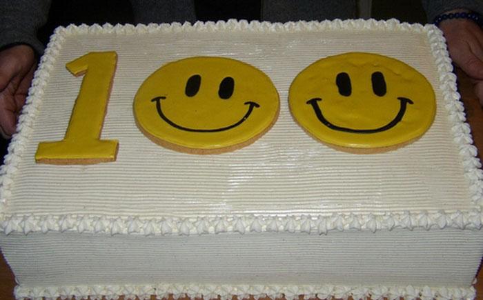 100 - это ещё не старость