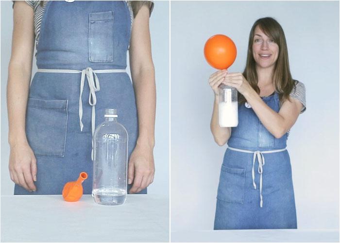 Вариант 10: для надувания воздушного шарика
