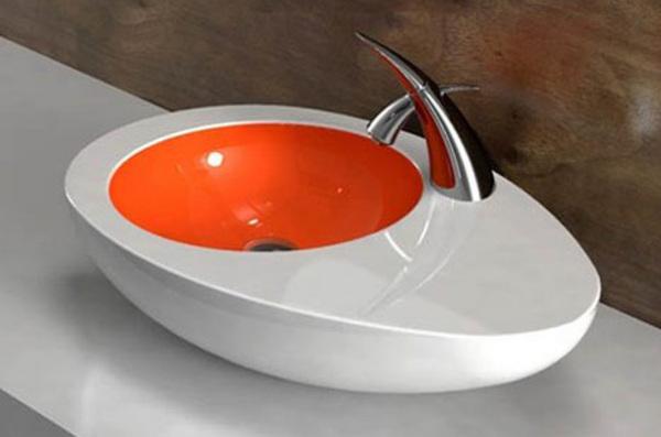 Умывальник Eggy Sink  от Amin Design