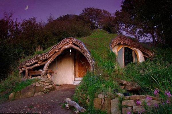 Дом для хоббитов всего за £3000