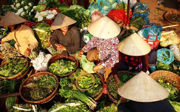 Откровенные и яркие образы торговцев на улицах мира