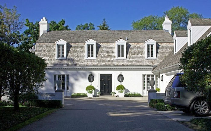 дом от Northworks Architects via DecorPad