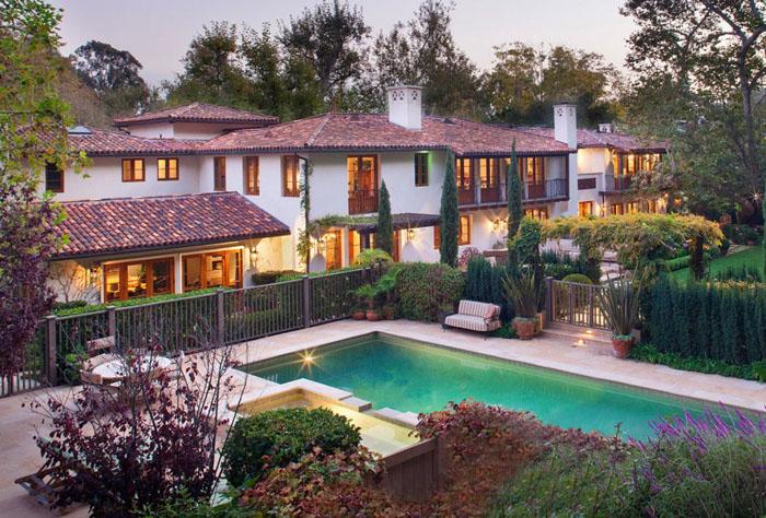 Дом в марокканском стиле от от  Studio William Hefner