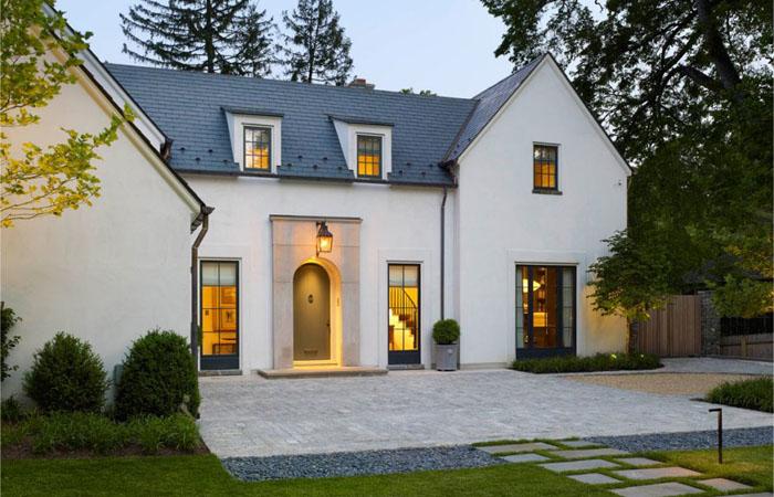 Дом от компании Anne Decker Architects
