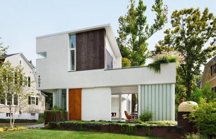 Дом от компании Meditch Murphy Architects