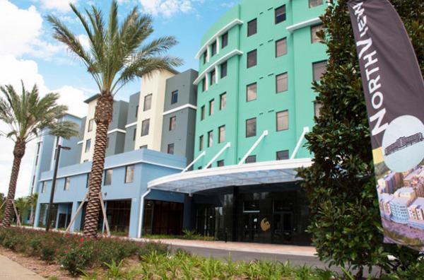 Университет центральной Флориды – NorthView