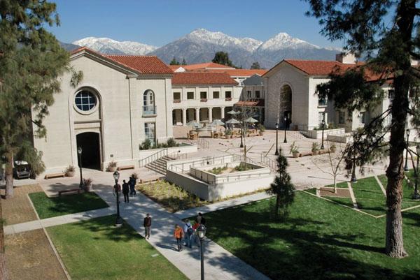 Общежития Помона колледжа