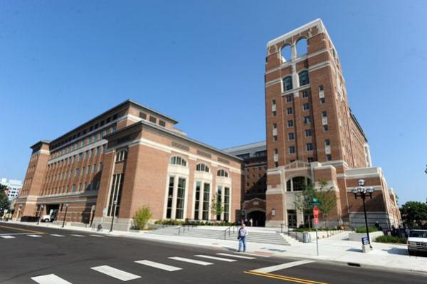 Мичиганский университет – North Quadrangle Complex