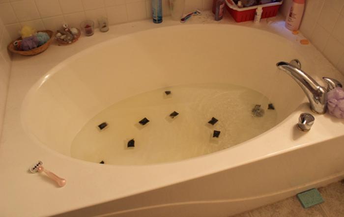 Средство для ванны