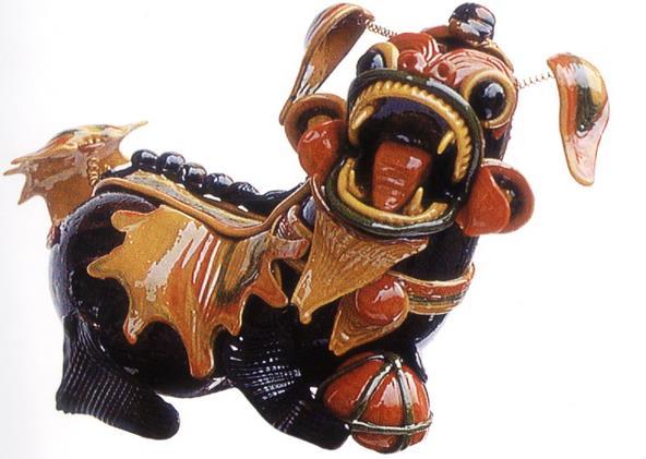 Китаские игрушки из сахара