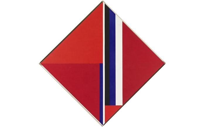 «Вертикальный бриллиант» Ильи Болотовского