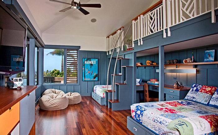 Детская спальня от De Jesus Architecture & Design