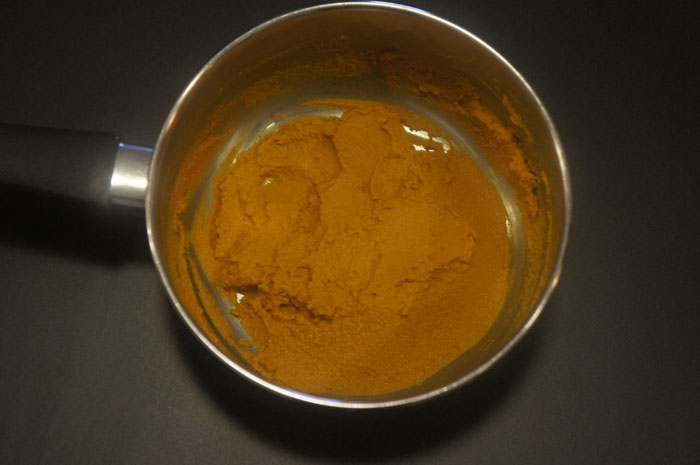 Паста из куркумы, основа рецептов