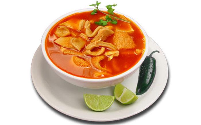 Суп Менудо