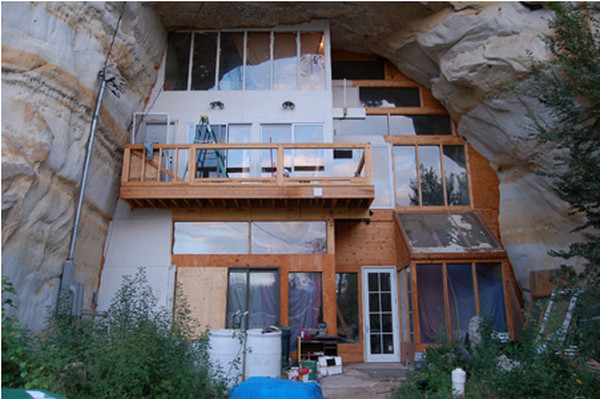 Дом в пещере (Миссури)
