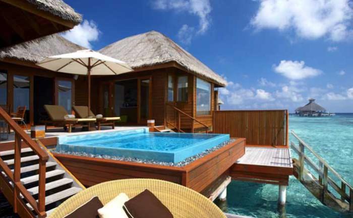 """Отель """"Huvafen Fushi"""", Мальдивские острова"""