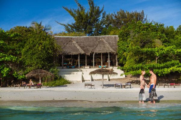 Отель Manta Resort