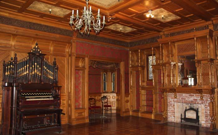 Таинственный дом Винчестер