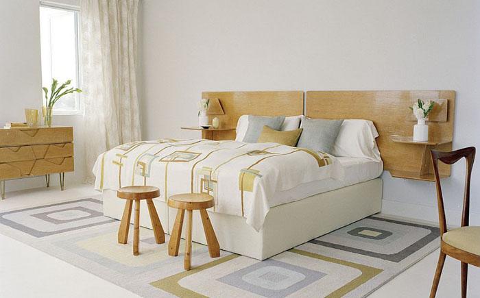 Спальня в минималистском стиле отAmy Lau Design