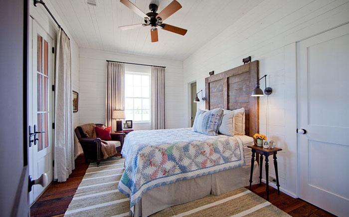 Спальня в деревенском стиле от  Design Atelier