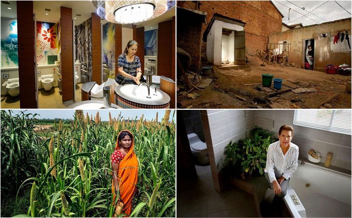 Откровенно об интимном: какие туалеты существуют в мире