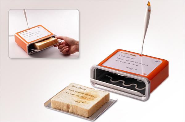 Message Toaster делает тосты с записками