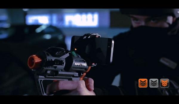 Электронное оружие AppTag