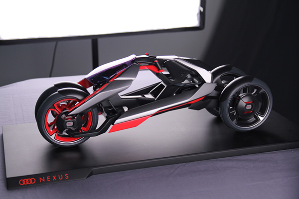 Концепт Audi Nexus