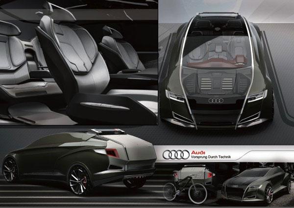 Концепт Audi Crossover