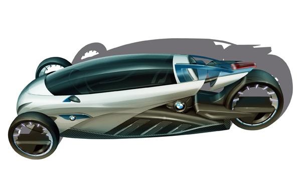 Скетч BMW i1