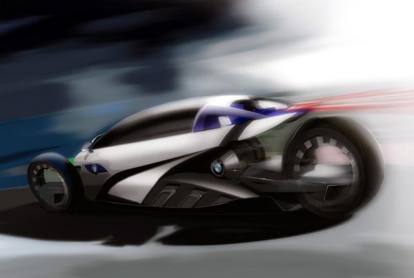 Концепт BMW i1