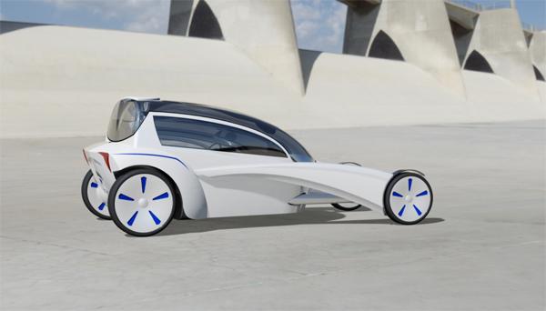 Автомобиль-трансформер BMW Venture
