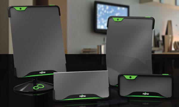 Планшет Breathebook с гибким дисплеем