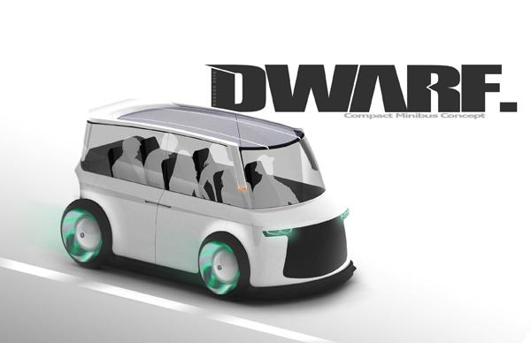 Концепт Dwarf