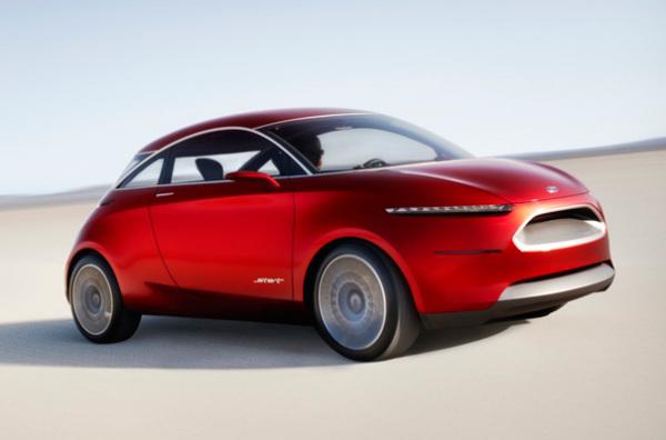 Концепт-кар Ford Start