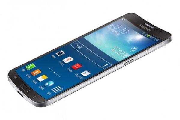 Первый в мире смартфон с гибким дисплеем Samsung Galaxy Round