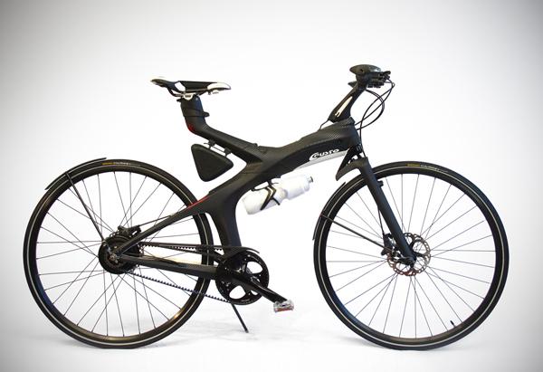 Концепт электро-велосипеда Gusto Orcinus