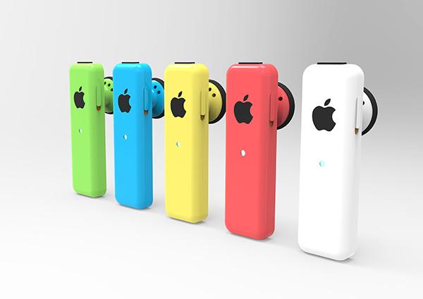 Линейка Bluetooth-гарнитур для iPhone 5C