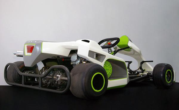 Модель Mario Kart